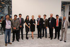 Nestle Global Procurement Team with HTW Team at the billionth end celebration