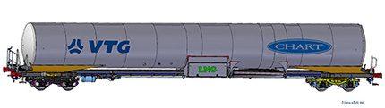 LNG tankcar