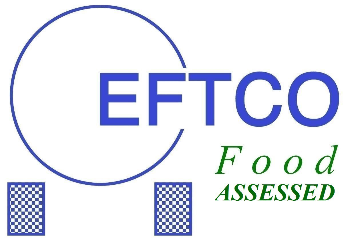 EFTCO food assessed logo