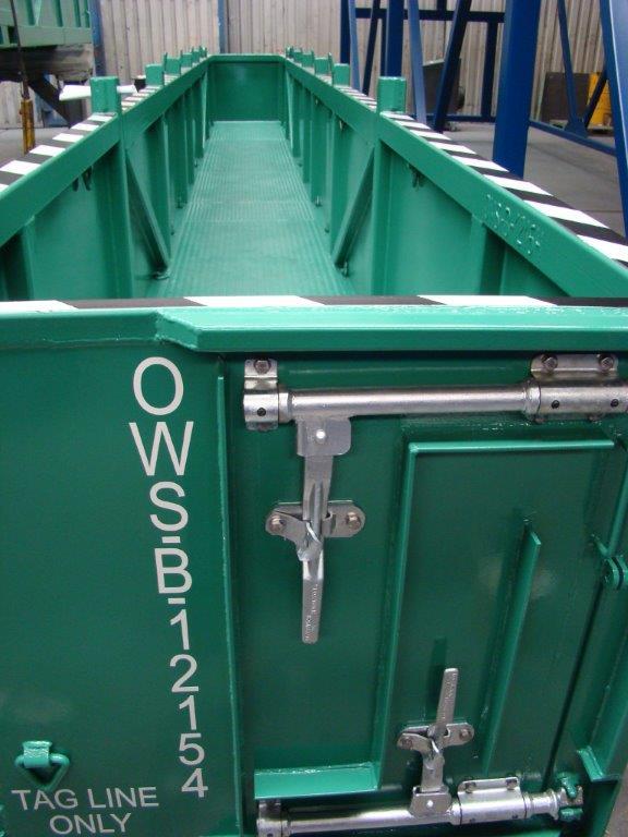 Suretank DNV 2.7-1 cargo basket