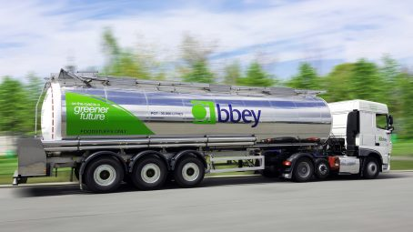 Abbey Logistics to focus on road tankers and warehousing