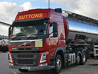 Suttons Tankers agrees deal for DHL bulk chemical business