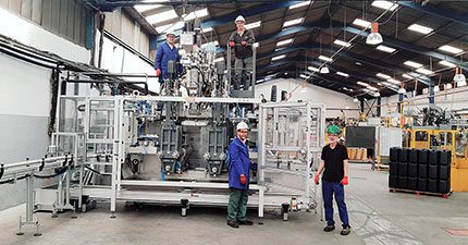 Grief Blow moulding machine Morocco