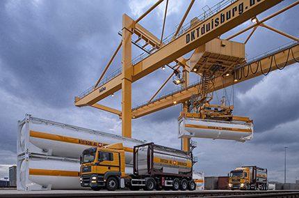 Bertschi and SBB Cargo
