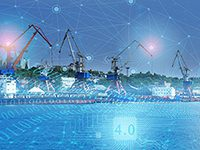Artificial intelligence in ports
