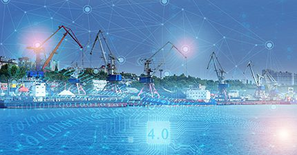 ship loading control using artificial intelligence