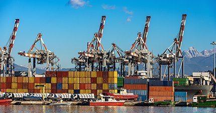 La Spezia container terminal
