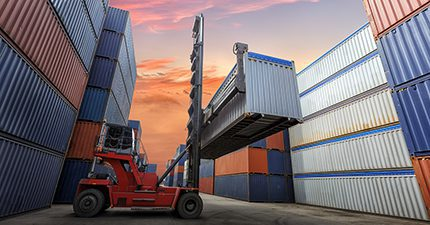 Collision in ports safety