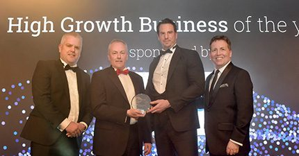 High Growth Business of the Year for Capital Cruising