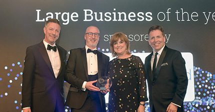 Large Business of the Year – Forth Ports