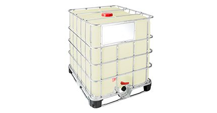 Greif IBC with PCR