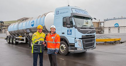 Suttons wins contract with Yara