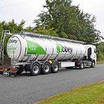 First Abbey Logistics graduates starts as Class 1 Drivers
